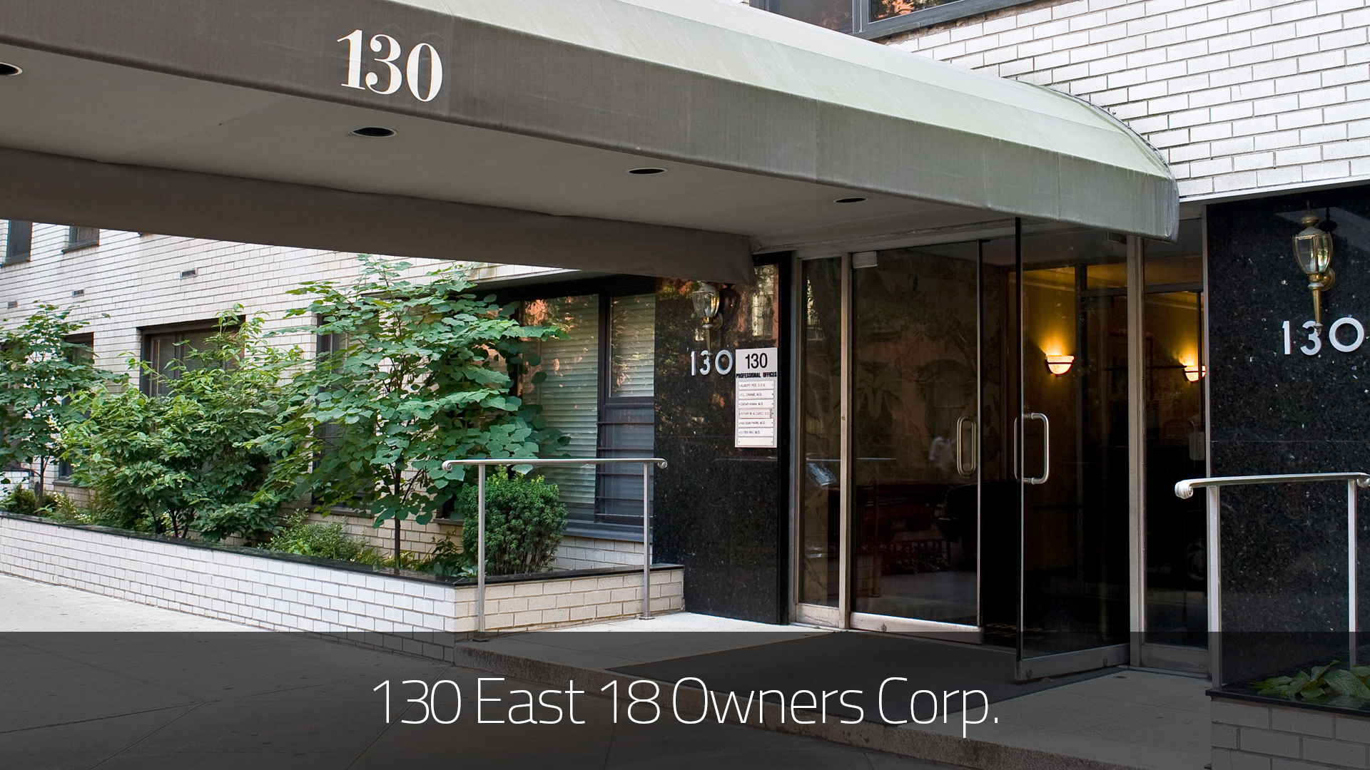 130 east 18 owners corp