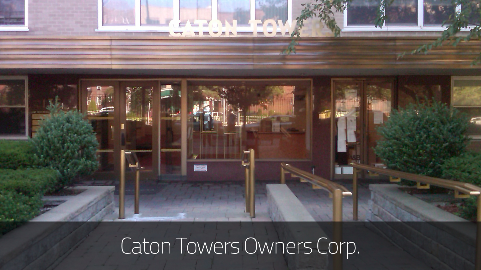 Caton towers owners corp