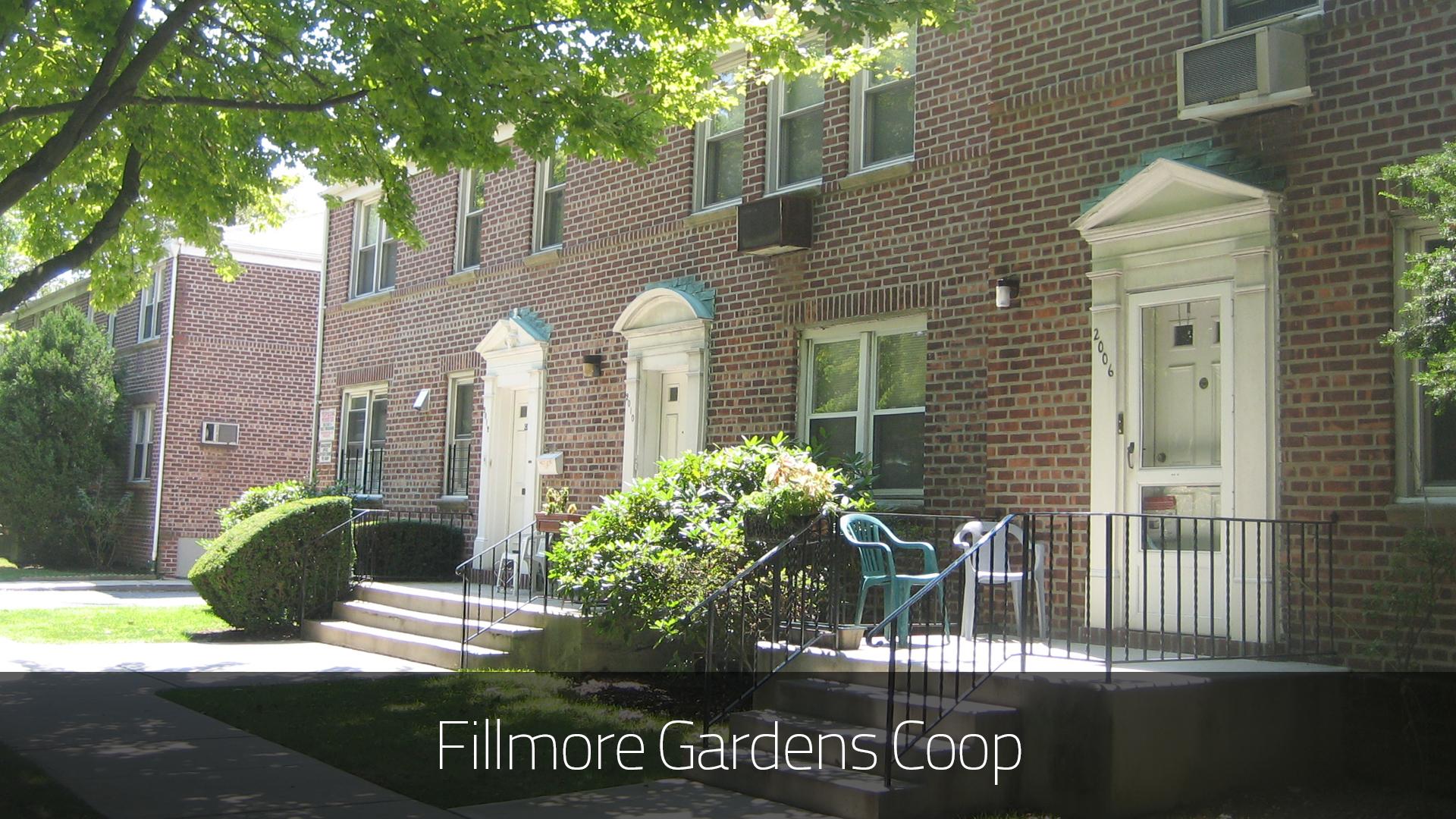 Fillmore gardens coop