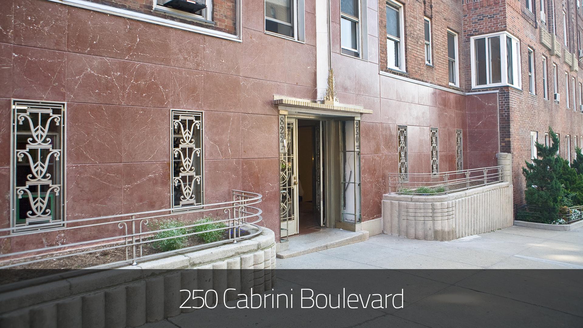 250 cabrini boulevard