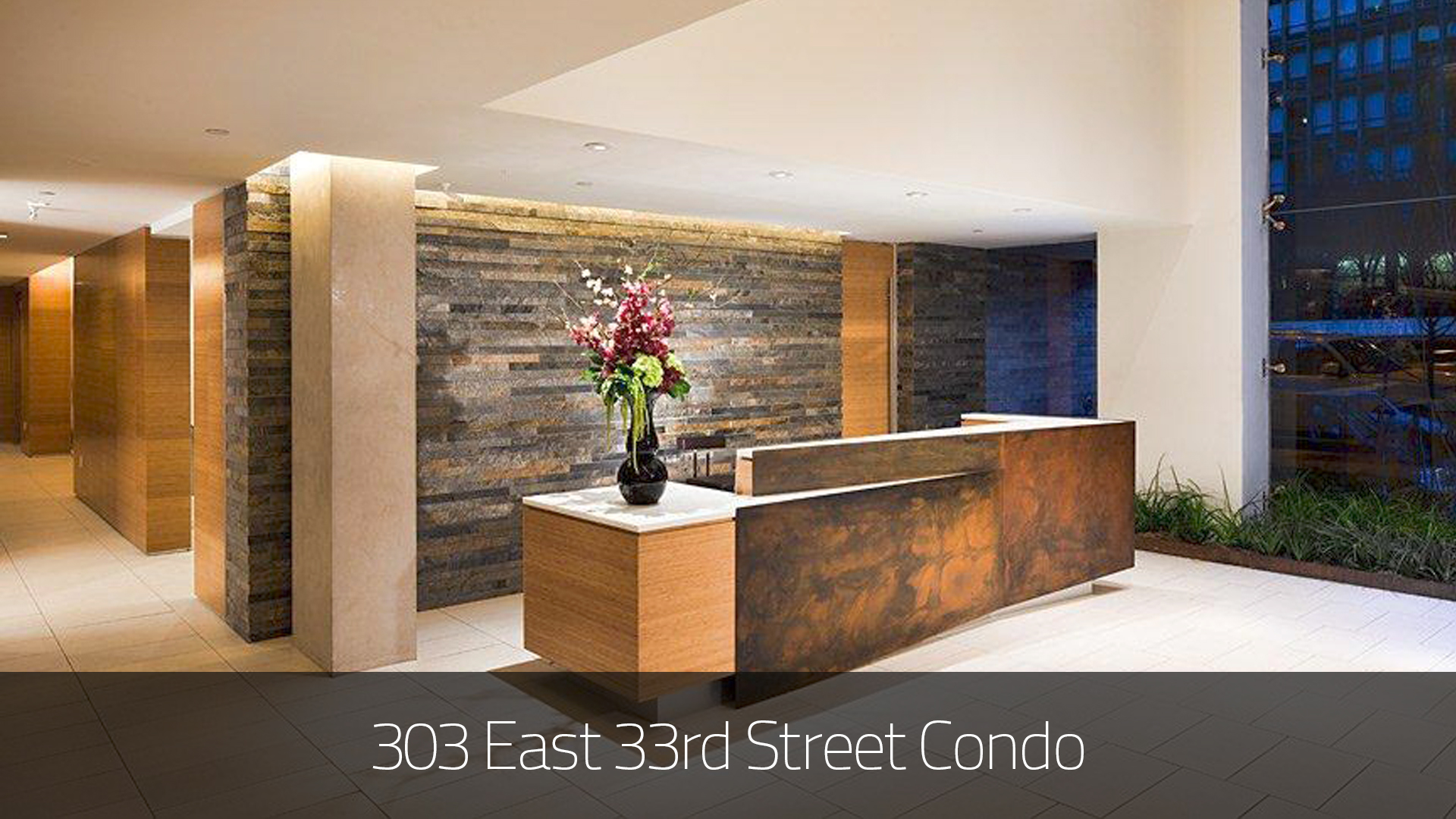 303 east 33rd street condo