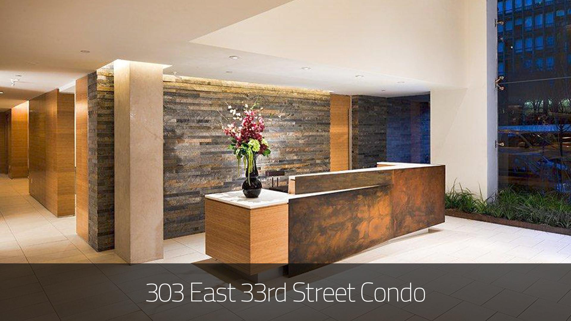 303 east 33rd street condo