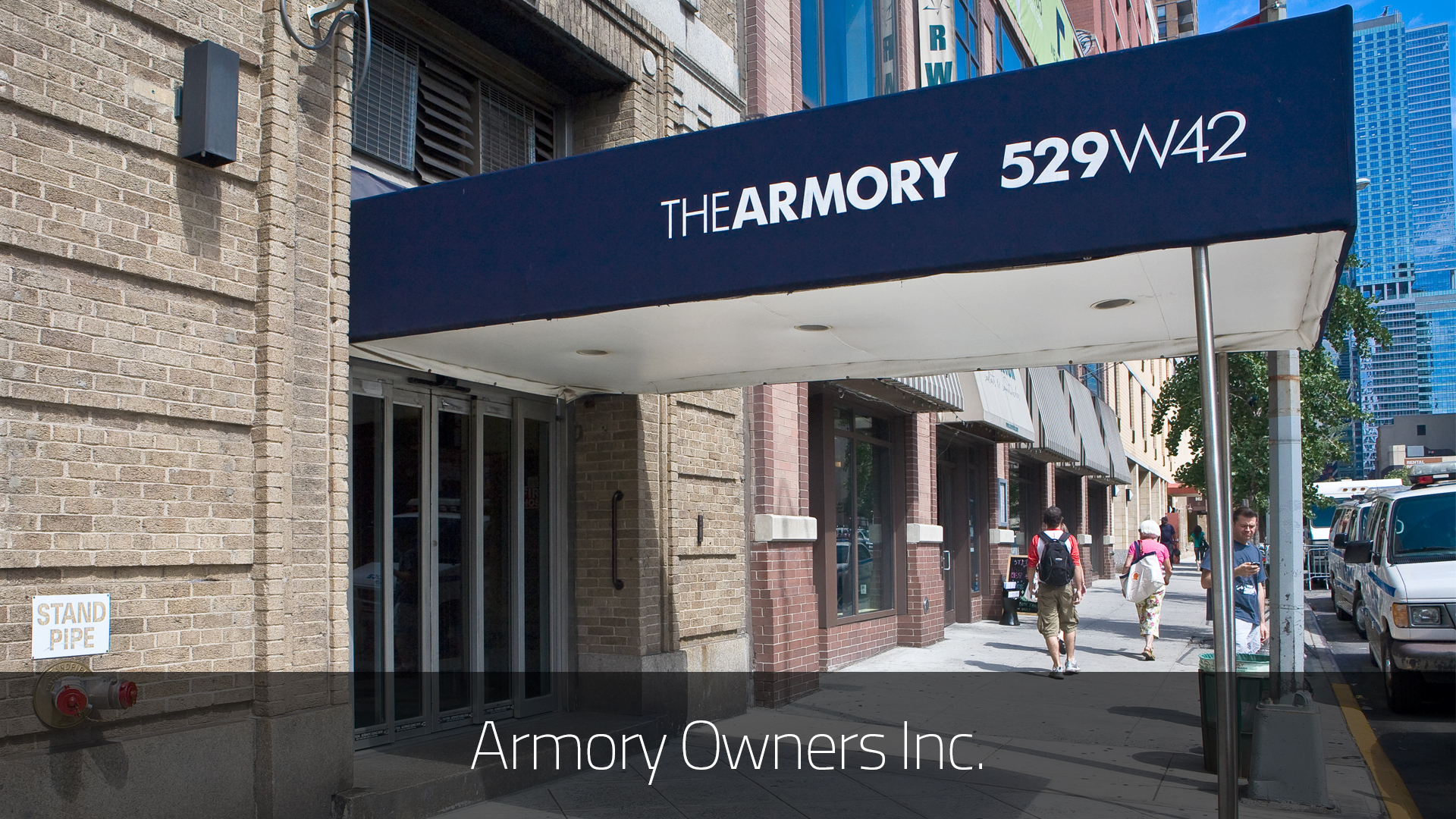 Armory owners inc
