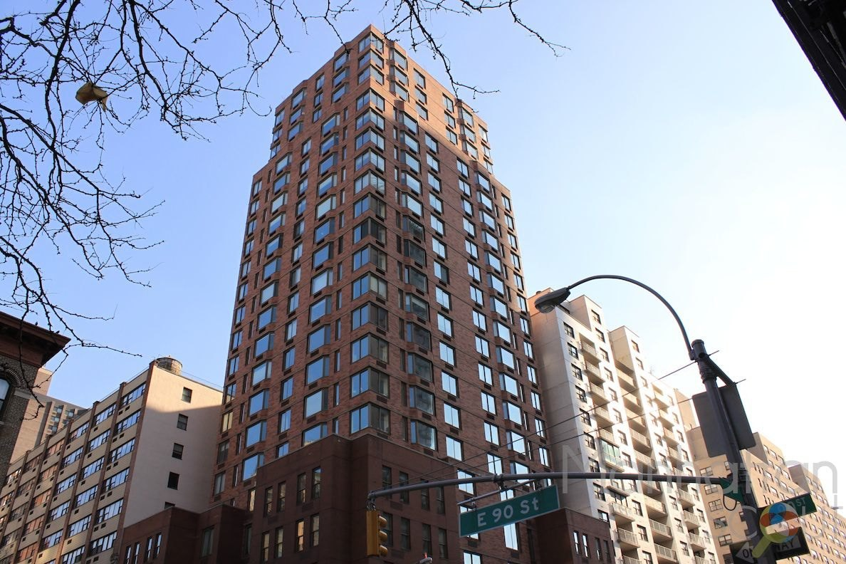 Century tower 400 east 90th street building