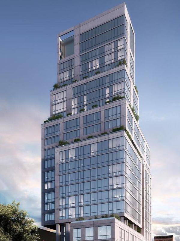 North park tower 1399 park avenue