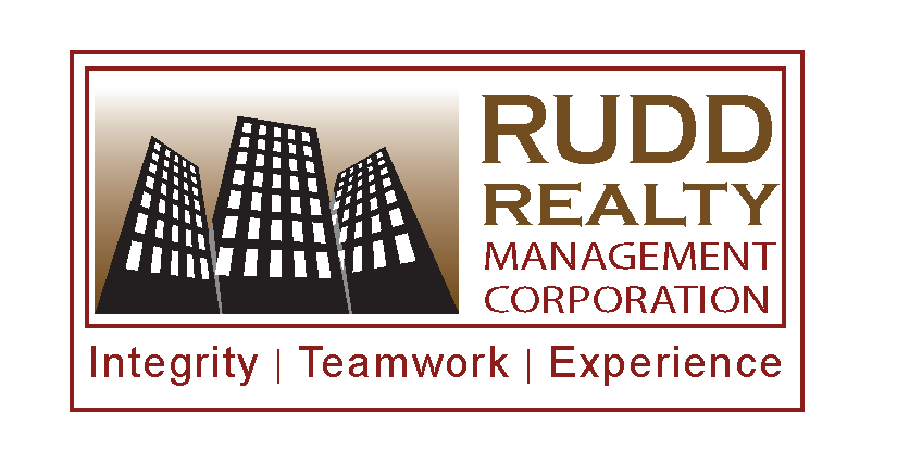 Rudd logo and tag line